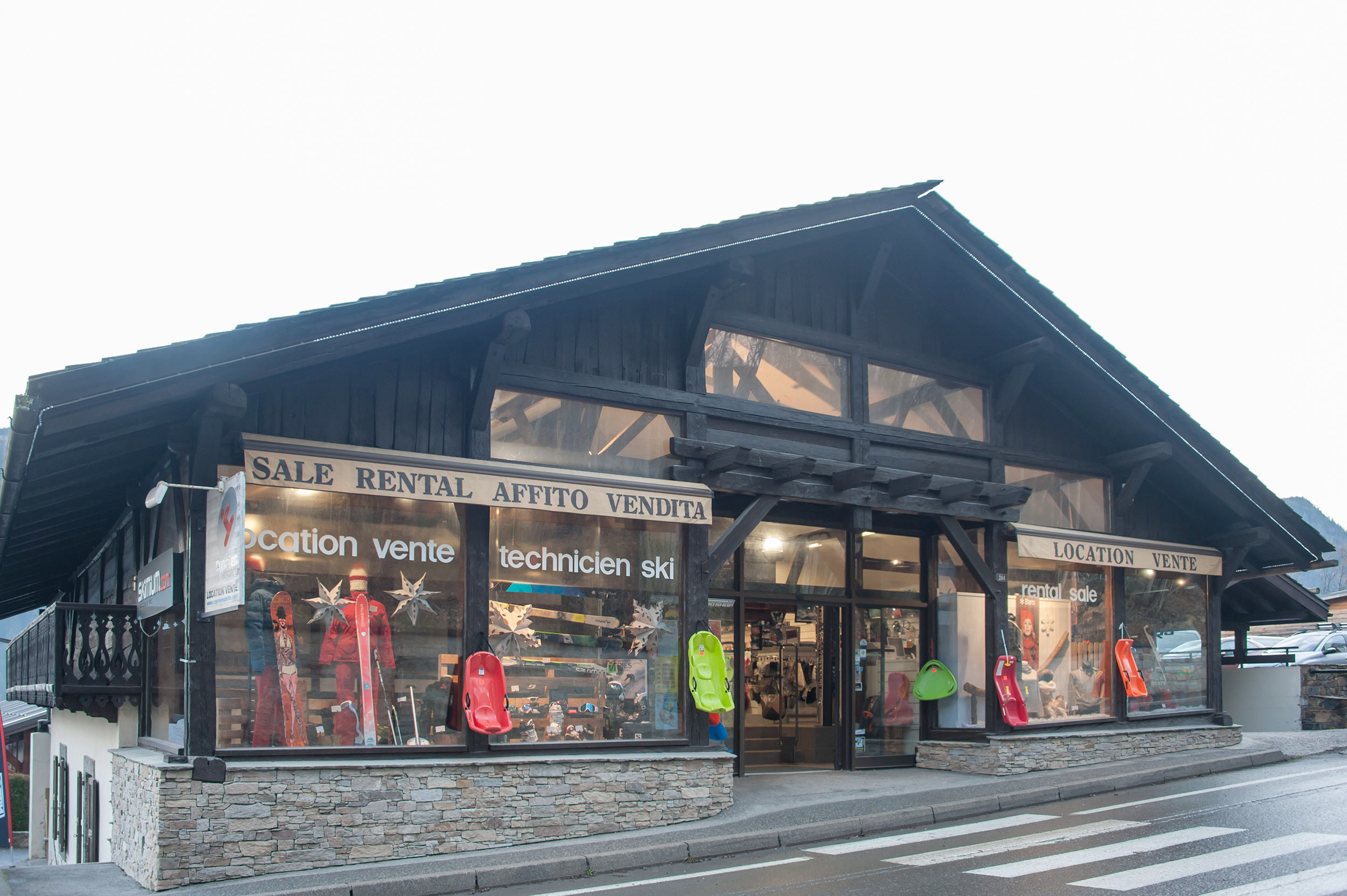 Cyprien Sports - Les Houches
